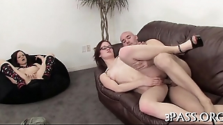 From mouth yon snatch sex