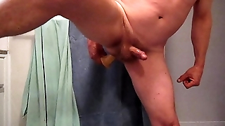 Pump Dildo in My Ass 15/5