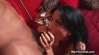 Milf Throats Black Dick